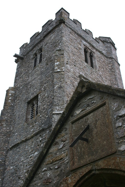 Sundial and tower, Otterford
