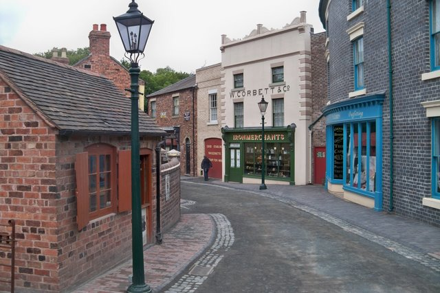 Victorian Town - Blists Hill