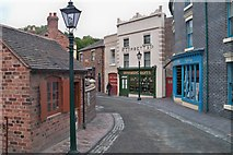 SJ6903 : Victorian Town - Blists Hill by Colin Babb