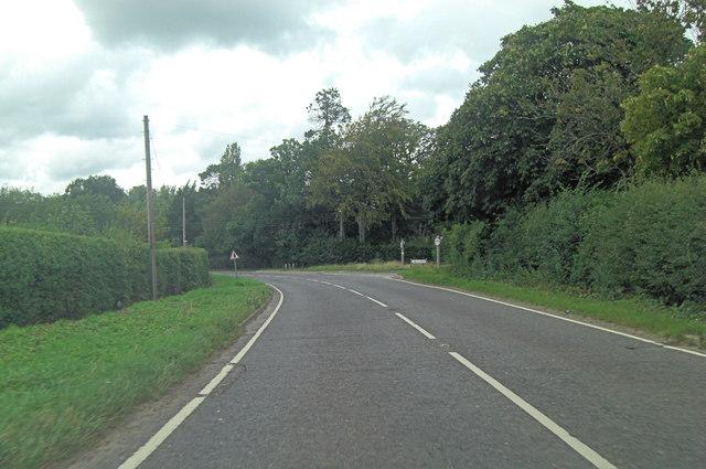 A268 at Field Green