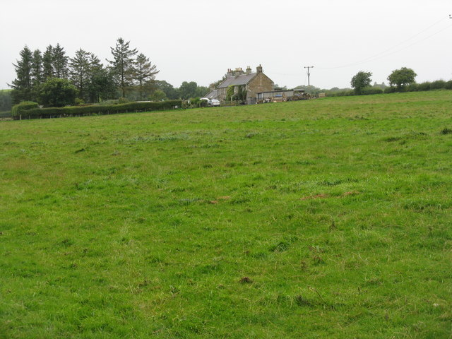 Thimble Cottage from Outerston