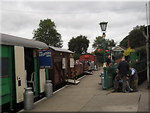 TL8928 : Chappel Beer Festival (25th) by Andy Parrett