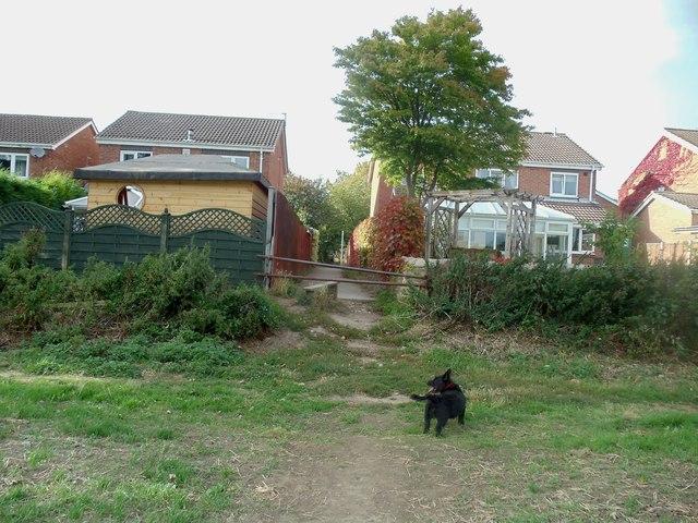 Stile on Footpath