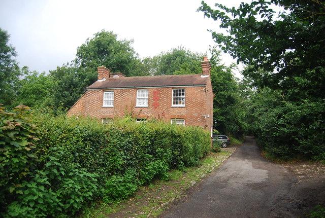 House on Masters Lane