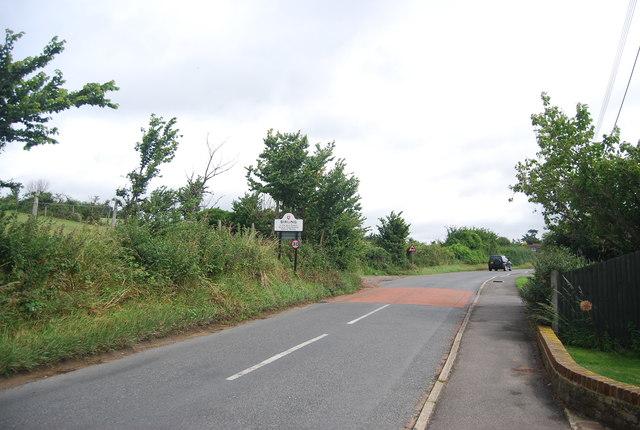 Entering Birling