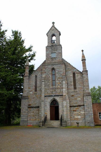 St., Andrews Church Braemar