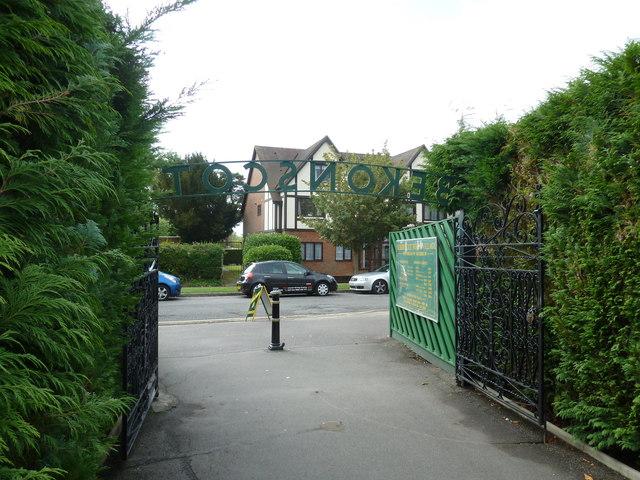 Exiting Bekonscot Model Village