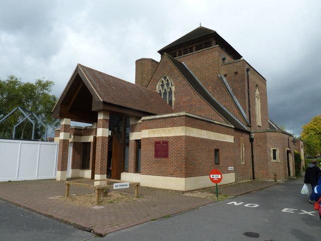 Catholic Church of St. Teresa of the Child Jesus: September 2011