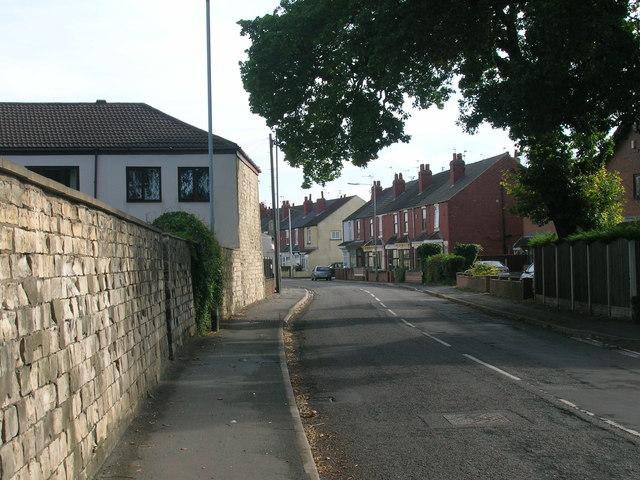 Alholme Lane, Arksey