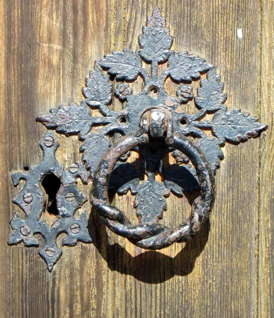 Detail, Ayton and Burnmouth Parish Church