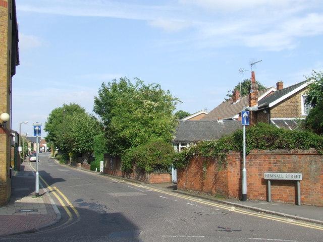 Hemnall Street, Epping