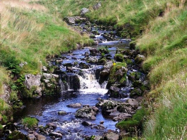 Campsie Fells, Alnwick Burn [2]