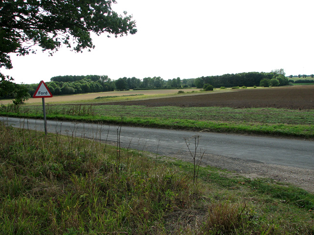 Fields west of Brown's Lane, Holme Hale