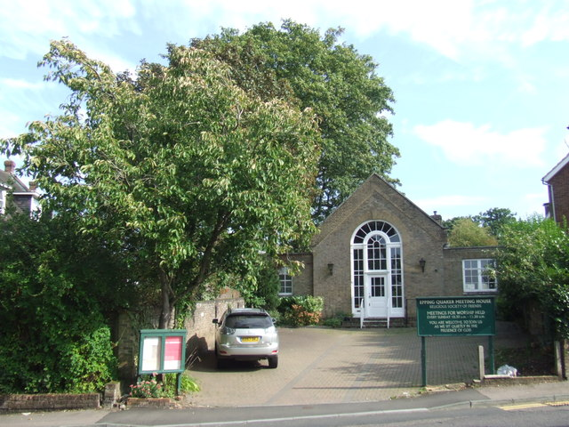 Quakers' Meeting House, Epping