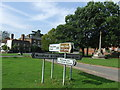 TL4602 : Direction signs, Epping by Malc McDonald