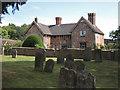 SP2581 : Moat House, Church Lane  by Robin Stott