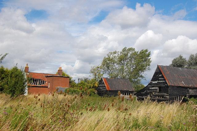 The Essex Way 163: Burnthouse Farm