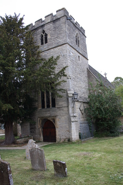 St Peter's Wolvercote, Church of England