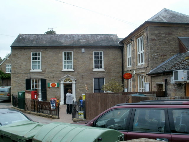 Ewyas Harold post office and general store