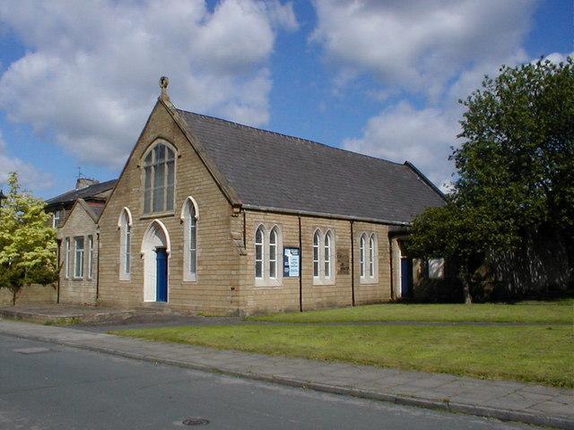 Barnes Square Methodist Clayton Le Moors