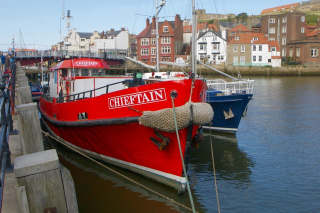 The Chieftain, Whitby