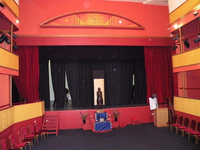 Inside the Festival Theatre (3)