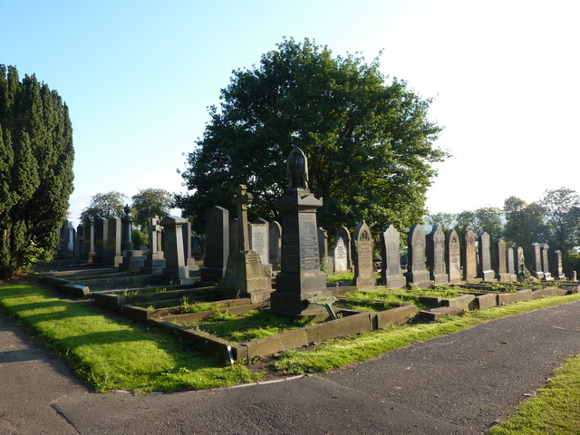 Saltwell Cemetery, Gateshead