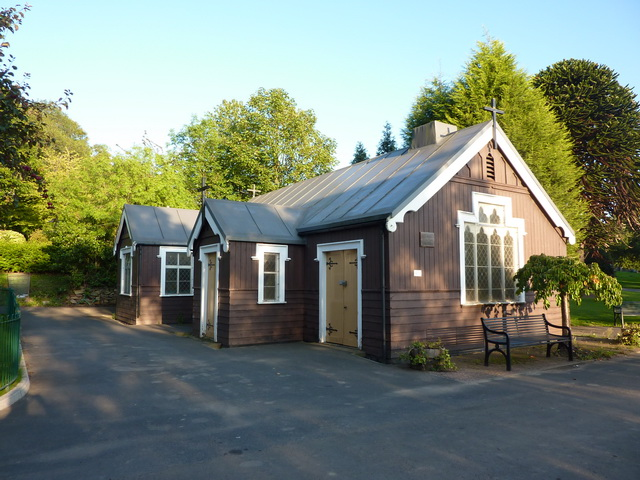 Chapel, Saltwell Cemetery, Gateshead