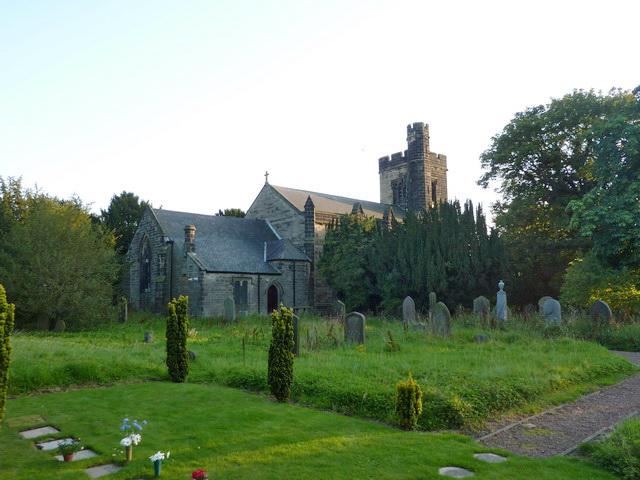Parish Church of St Andrew, Lamesley