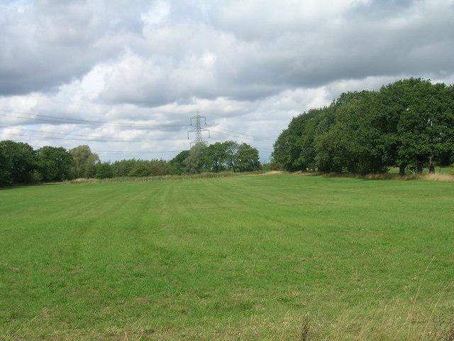 Farmland off West Lane
