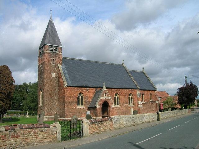 Church of The Holy Trinity, Sykehouse