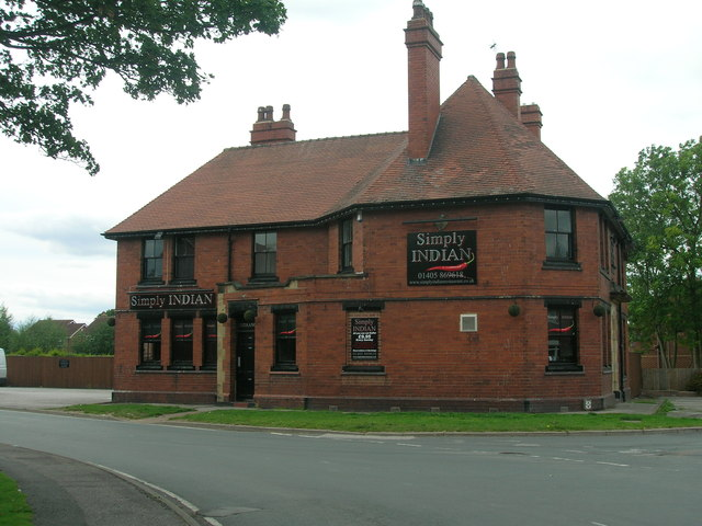 Indian restaurant, Pollington