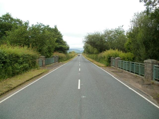 Aber Treweren Bridge