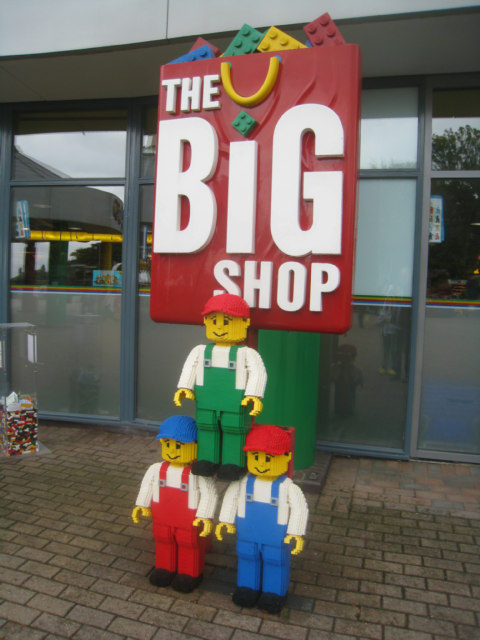 The Big Shop - Legoland