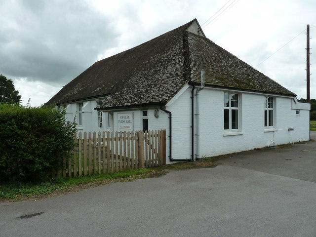 Chailey Parish Hall by the A275