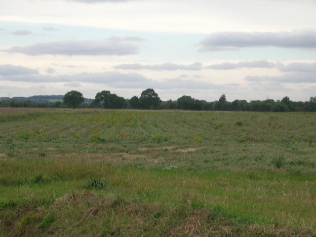 Farmland near Ash Tree Farm