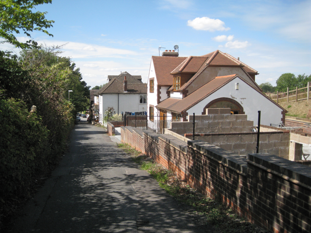 New House, Old Road