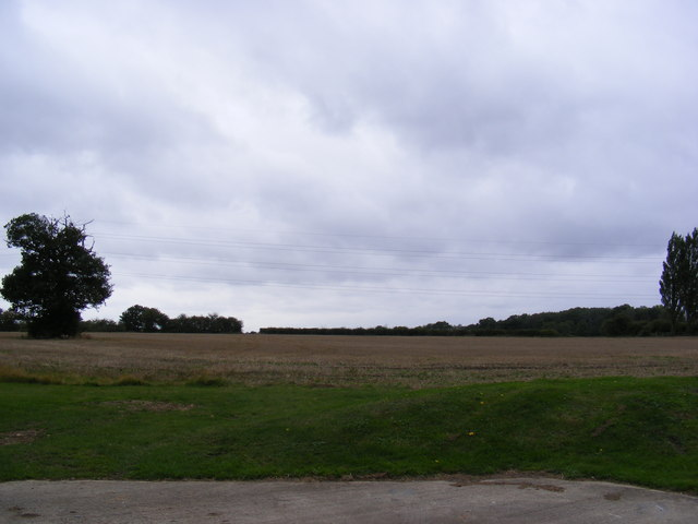 Fields at Bastings Hall