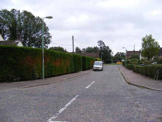 Vine Road, Otley