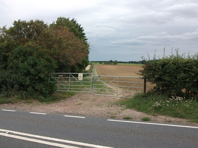 Farmers Gated Track
