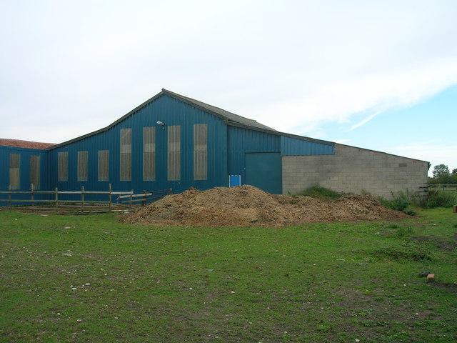 Ladythorpe Farm