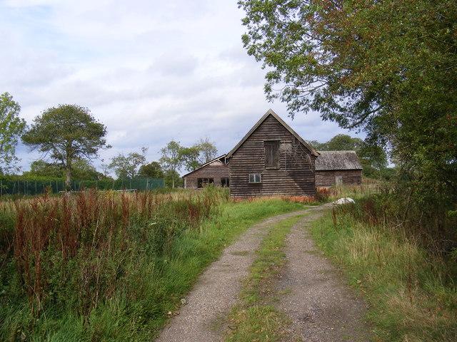North Green Farm Barns