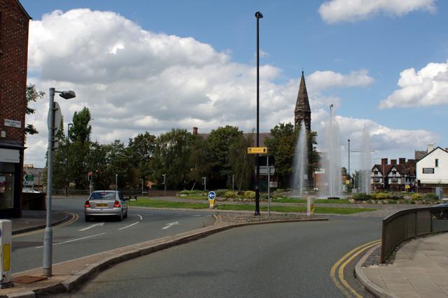 Northgate Roundabout