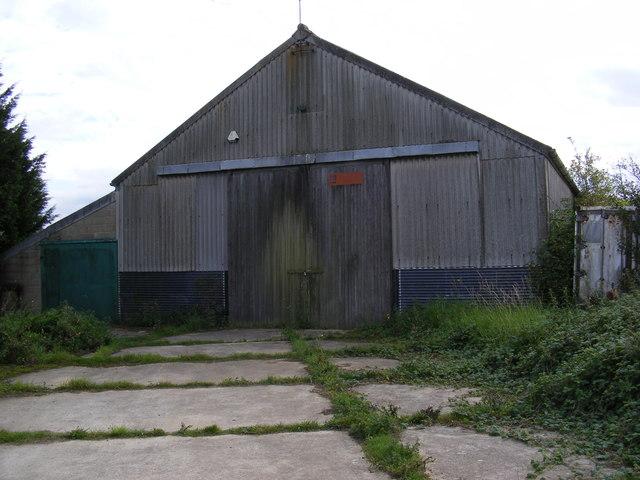 Aircraft Hangar in Kelsale