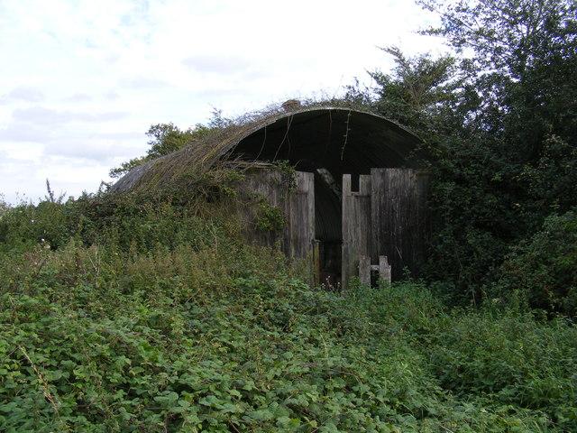 Nissen Hut in Kelsale