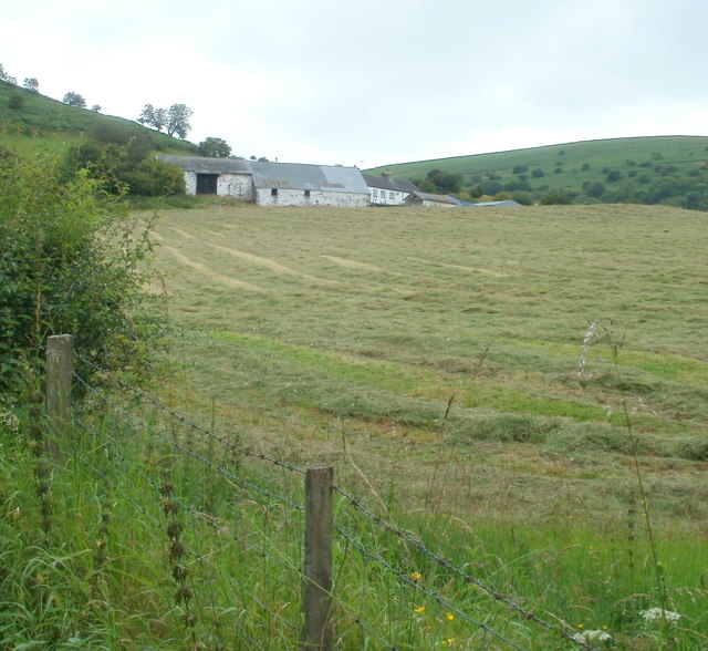 Pantymaes Farm buildings