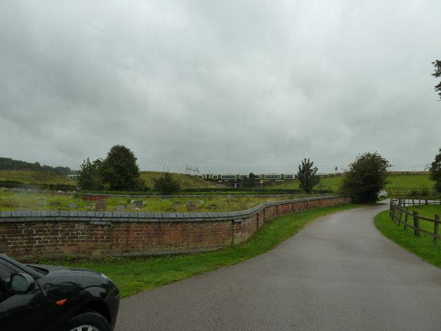 Church Lane, Old Linslade