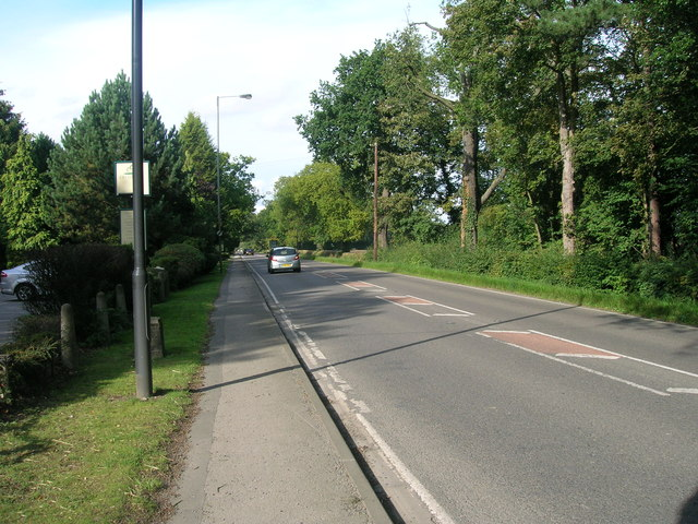 Doncaster Road (A19) towards Selby