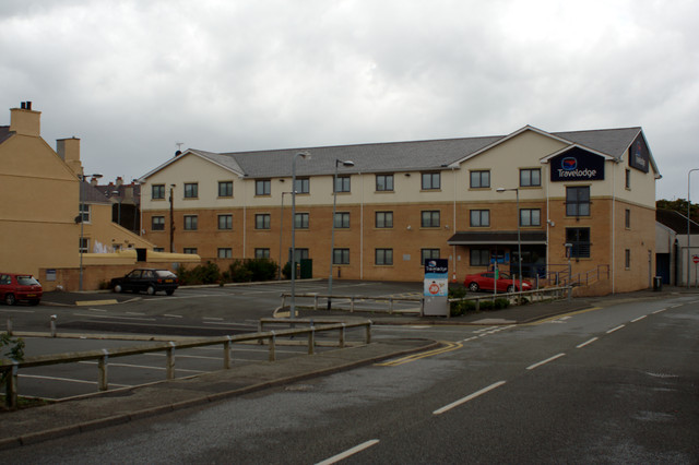 Travelodge, Holyhead