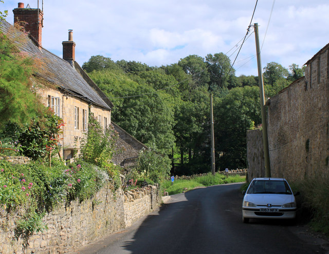 2011 : Gold Hill, Batcombe